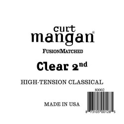 Curt Mangan Clear 2. High-Tension Klasszikus Húr