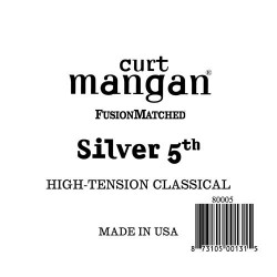 Curt Mangan Silver 5. High-Tension Klasszikus Húr