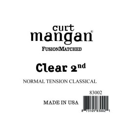 Curt Mangan Clear 2. Normal Tension Húr