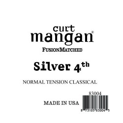 Curt Mangan Silver 4. Normal Tension Húr