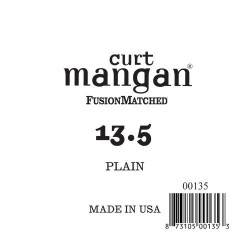 Curt Mangan 13.5 Plain Ball End Húr