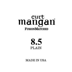 Curt Mangan 8.5 Plain Ball End Húr