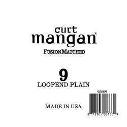 Curt Mangan 9 Plain Loop End Húr