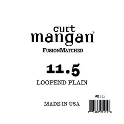 Curt Mangan 11.5 Plain Loop End Húr