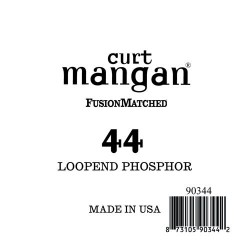 Curt Mangan 44 Phosphor Loop End Húr