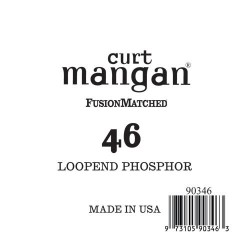 Curt Mangan 46 Phosphor Loop End Húr