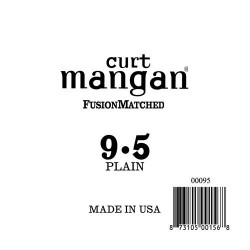 Curt Mangan 9.5 Plain Ball End Húr