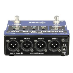 4 Play Multi-Output DI