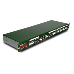 JD6 6 Channel Rackmount DI