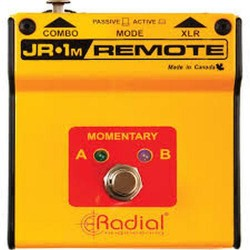 JR1-M Momentary Remote Footswitch
