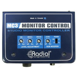 Radial MC3 V2 Monitor Kontroller