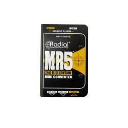 Radial MR5 Midi to JR5 Translator