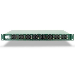 ProD8 8 Channel Rackmount DI