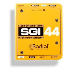 SGI44 Studio / Stage Guitar Interface
