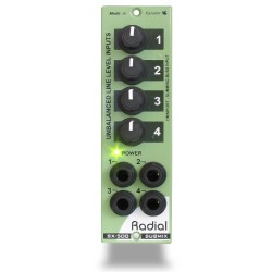 Radial SUBMIX 500-as Modul
