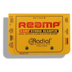 Radial X-Amp Aktív Re-Amplifier