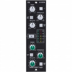 Solid State Logic 500-as E-Series Dynamics Modul