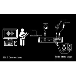 Solid State Logic SSL 2