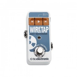 TC Electronic Wire Tap Riff Recorder Pedal