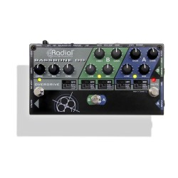 Bassbone OD 2 Channel Bass Preamp