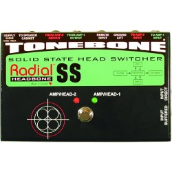 Headbone SS for 2 Solid State Amp