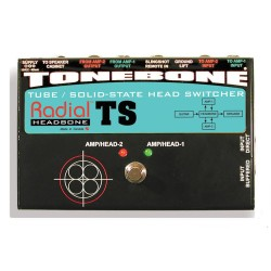 Headbone TS Tube and Solid State Amp