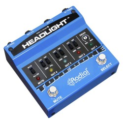 Headlight Guitar Amp Selector
