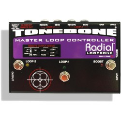 Loopbone Effects Loop Controller