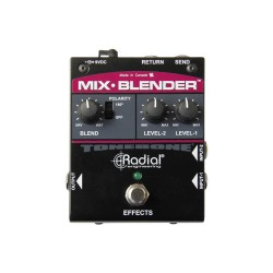 Mix-Blender Buffer, Mixer és FX Loop
