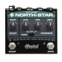 ToneBone NorthStar Overdrive és Power Booster