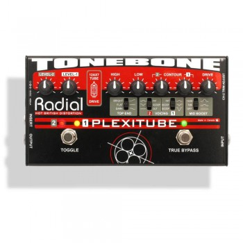 Plexitube 12AX7 Tube Distortion