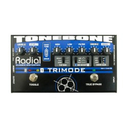 Trimode Distortion Pedal