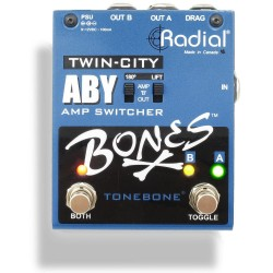 Twin City Active ABY Switcher