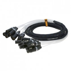 Vovox MucoLink Direct SD 3m 8x mama XLR - 8x papa XLR multipair kábel